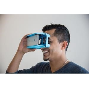 Thredee Basic virtual reality glasses Blue